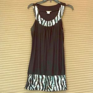 Dresses & Skirts - Sexy sequins glam mini short skirt cocktail dress